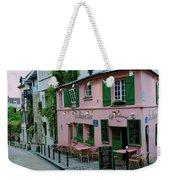 La Maison Rose Weekender Tote Bag