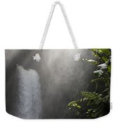 La Paz Waterfall Costa Rica Weekender Tote Bag
