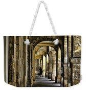 La Rochelle Sidewalk Weekender Tote Bag