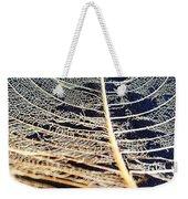 Lace Leaf 4 Weekender Tote Bag