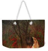 Laces Undone Weekender Tote Bag by Svetlana Sewell