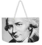 Laclos (1741-1803) Weekender Tote Bag