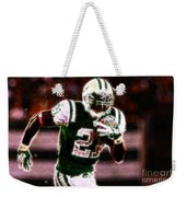 Ladainian Tomlinson - 01 Weekender Tote Bag by Paul Ward