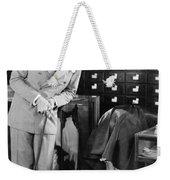 Ladies Must Dress, 1927 Weekender Tote Bag