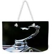 Lady Cadillac 1931 Weekender Tote Bag