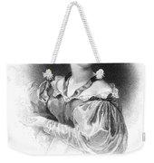 Lady Caroline Lamb Weekender Tote Bag