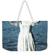 Lady In Water Weekender Tote Bag