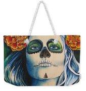 Lady Marygold Weekender Tote Bag