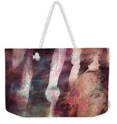 Lady Of The Mist Weekender Tote Bag