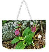 Lady Slipper I Weekender Tote Bag
