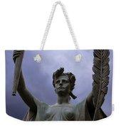 Lady Victory Weekender Tote Bag