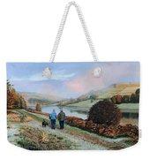 Ladybower Reservoir - Derbyshire Weekender Tote Bag