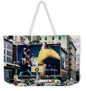 Lafayette And Houston Nyc Weekender Tote Bag by Chris Lord