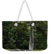 Lafayette Meeks Cemetery Appomattox Virginia Weekender Tote Bag by Teresa Mucha