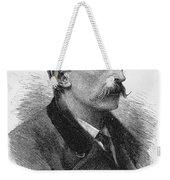Lafcadio Hearn (1850-1904) Weekender Tote Bag