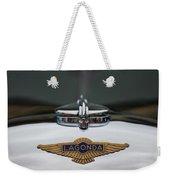 Lagonda Hood Emblem Weekender Tote Bag