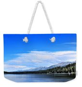 Lake Alva Weekender Tote Bag