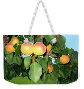 Lake Country Apricots Weekender Tote Bag