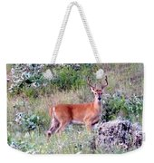 Lake Country Buck Weekender Tote Bag