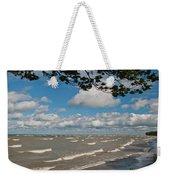 Lake Erie Storm 2371 Weekender Tote Bag