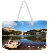 Lake Helen Reflections Weekender Tote Bag
