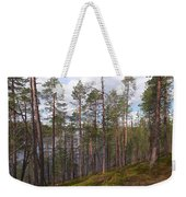 Lake Huosius At Hossa Weekender Tote Bag