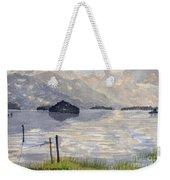 Lake Kilarney Ring Of Kerry Watercolour Painting Weekender Tote Bag