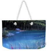Lake Louise Banff Canada Weekender Tote Bag