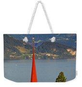 Lake Lucerne Weekender Tote Bag