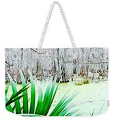 Lake Martin Swamp View Weekender Tote Bag