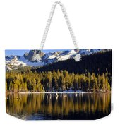 Lake Mary Golden Hour Weekender Tote Bag