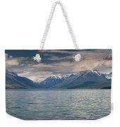 Lake Mcdonald Panorama Weekender Tote Bag