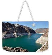 Lake Mead By Hoover Dam Weekender Tote Bag
