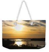 Lake Monona Weekender Tote Bag