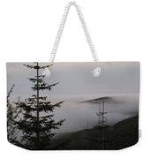 Lake Of Low Clouds Weekender Tote Bag