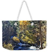 Lake Sabrina Creek Weekender Tote Bag