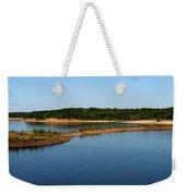 Lake Sardis One Weekender Tote Bag