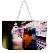 Lake Street Station Weekender Tote Bag