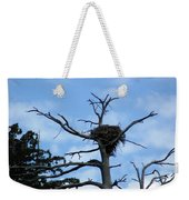Lake Tahoe Eagle Nest Weekender Tote Bag