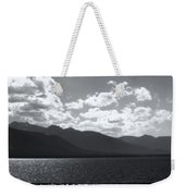 Lake Tahoe Heavenly Weekender Tote Bag