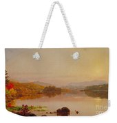 Lake Wawayanda Weekender Tote Bag