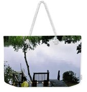 Lakeside Dream 2 Weekender Tote Bag