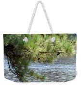 Lakeside Pines Weekender Tote Bag