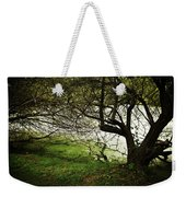 Lakeside View 2 Weekender Tote Bag