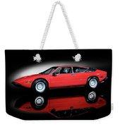 Lamborghini Urraco 1972 Weekender Tote Bag