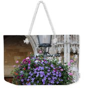 Lamp And Lace At The Grand Place Weekender Tote Bag