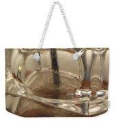Lampada Di Cristallo Weekender Tote Bag