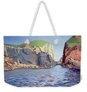 Land And Sea No I - Ramsey Island Weekender Tote Bag