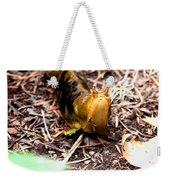 Land Whale Weekender Tote Bag