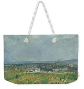 Landscape In Pontoise Weekender Tote Bag by Camille Pissarro